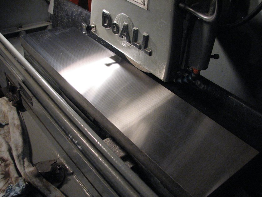 Benchtest Com Workshop Doall D624 8 Surface Grinder