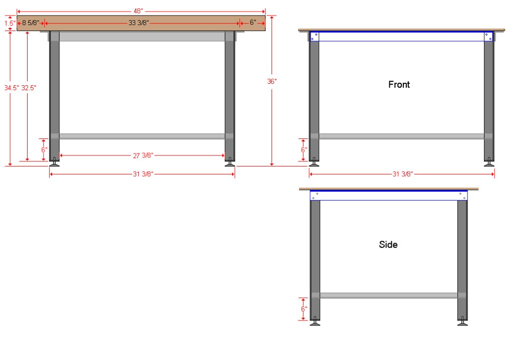South Bend Lathe Bench Plans Woodideas