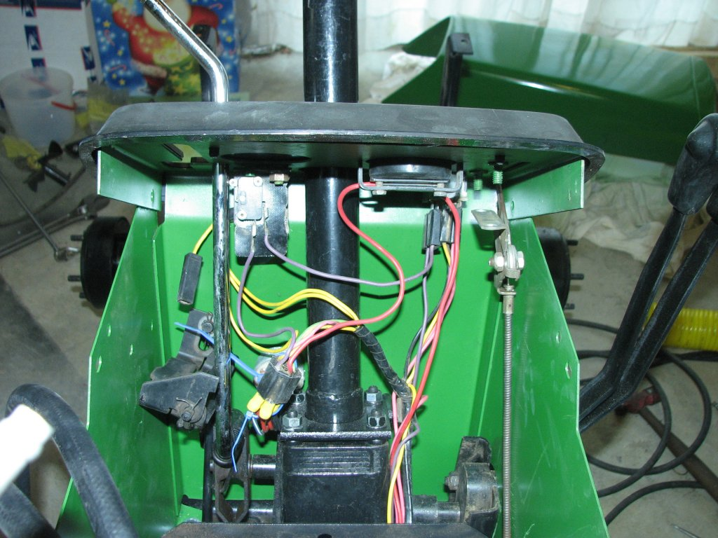 under_dash benchtest com garage john deere 317 page 4 john deere 318 ignition switch wiring diagram at fashall.co
