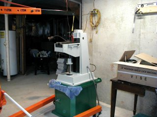 Grizzly                 3103 Milling Machine Knee